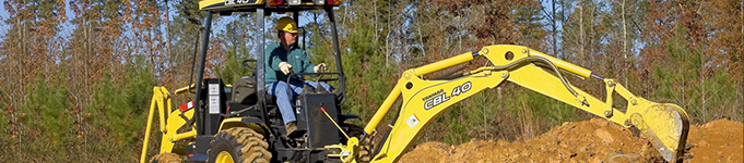 Earthmoving equipment sales and rentals